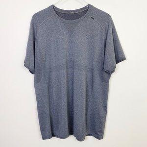 LULULEMON Men's Short Sleeve Workout Shirt XXL